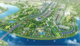 River Silk City Sông Xanh Hà Nam – CEO Group